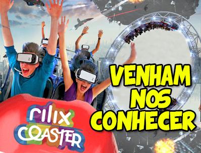 Rilix Coaster - Realidade Virtual